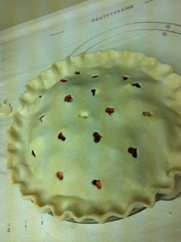 Prebaked Pie