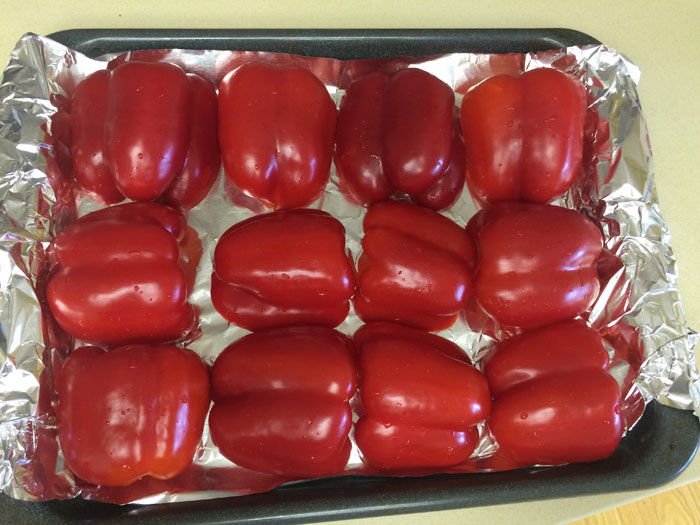 roasting red peppers_1